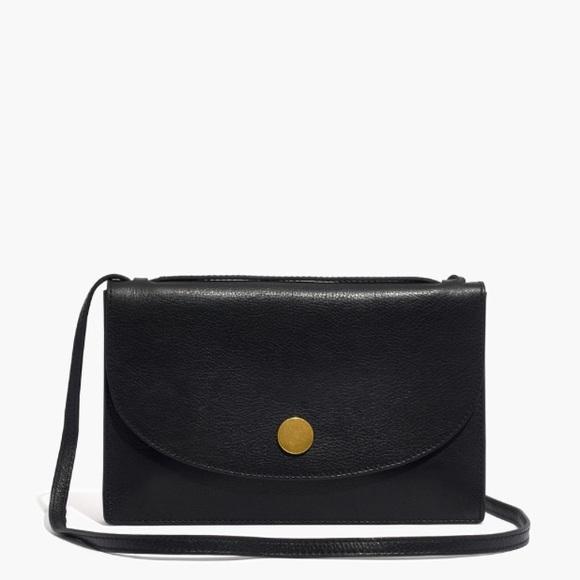 fd5b2fd1574a NEW Madewell Slim Convertible Bag